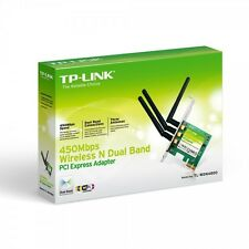 TP-LINK N900 Wireless Dual Band PCI Express Adapter 450Mbit/s