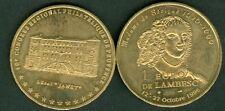 1 EURO  TEMPORAIRE DES VILLES DE LAMBESC MADAME DE SEVIGNE 1996  ETAT  NEUF