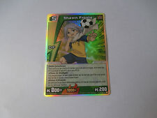 Carte Inazuma Eleven Shawn Froste Football Ardent !!!