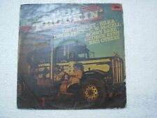 KEEP ON TRUCKIN DAVIE DUDLEY HILKA DAVID PRICE C W MCCALL BOBBY BARE   INDIA VG+