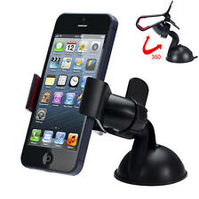 Car Windscreen Suction Mobile Cell Phone Holder Mount Stand Stent Bracket Cradle