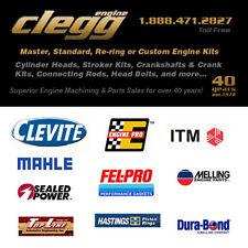 Chevrolet V-8 305-5.0L Re-ring Kit + Main Bearings, 1976-1986