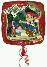 """2 ×  Jake and the Neverland Pirates 18"""" Foil Party Balloon  Decoration"""
