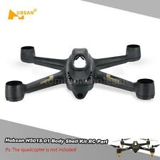 Hubsan H501S-01 Body Shell Kit RC Part for H501S RC Quadcopter Black Q4H2