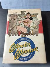 DC Comic WONDER WOMAN THE GOLDEN AGE OMNIBUS Hard Cover 776 pages