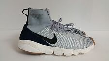 Nike Footscape Magista Flyknit Wolf Grey Obsidian Sail 816560-001 Size 10.5 DS