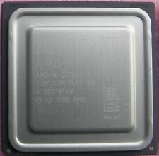 Processeur  AMD K 6 2 350 AFR Collection Old Cpu Vintage Testé OK