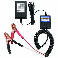 Automatic Battery Float Charger 12V Vehicle ATV Motorcycle Cen-Tech MPN 69955