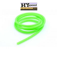 "HYspeed PVC Fuel Gas Line 1/4"" ID X 3/8"" OD 3' Fluorescent Green Motorcycle ATV"