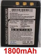 Batterie Pour Denso BHT-200, BHT-300, BHT-400 BT-20L BT20L *1800mAh*