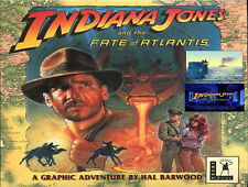 Indiana Jones and the Fate of Atlantis PC DEUTSCH