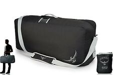 Osprey Pack Poco Carrying Case Charcoal Packable Duffel Bag Gym Travel Snowboard