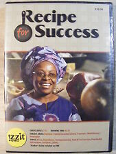Recipe For Success (DVD, 2014) Building a Restaurant Business in Zambia NEW!