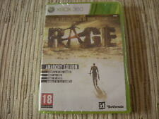 XBOX 360 X-BOX 360 RAGE ANARCHY EDITION X- BOX 360 NUEVO