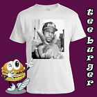 Ice Cube. NWA Peace Retro Vintage Cool Mens Cotton White T-shirt
