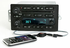 GMC Chevy Truck 2005-09 Radio AM FM 6 Disc CD Player w Auxiliary Input 15234935