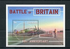 Grenada 2000 MNH WWII Battle of Britain 60th 1v S/S I Hawker Hurricane Stamps