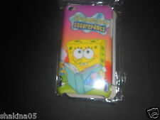 ( 5 ) Brand New Sponge Bob Ipod Touch 4g 4th Generation Hard Phone Case / Cover