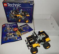 Jouet construction LEGO Technic voiture off roader vehicule vintage boite 8816
