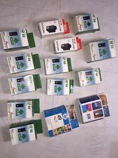 Qty-14! HP 29 HP 49 HP 23 Lexmark 1382050 Color Black Ink Cartridge NEW In Box
