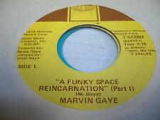 Soul 45 MARVIN GAYE A Funky Space Reincarnation (Part I) on Tamla