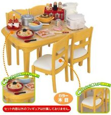 Re-Ment Dining Table Sets