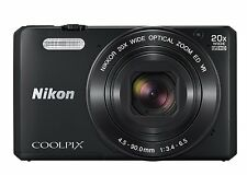 *NEW* Nikon Coolpix S7000 16MP Digital Camera With 20x Optical Image Stabilized