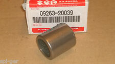 RG250 RM125 RM250 New Genuine SUZUKI 20x27x30 Needle Roller Bearing 09263-20039