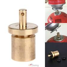 Gas Refill Adapter Outdoor Camping Cylinder Butane Canister Pneumatic Accessory