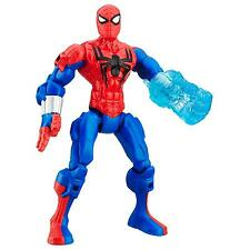 Marvel Super Hero Mashers Spider-Man Figure