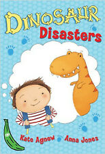 Dinosaur Disasters (Green Bananas), New, Agnew, Kate Book