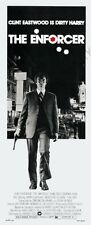 Enforcer The Movie Poster Insert 14inx36in 36cmx92cm Clint Eastwood Replica