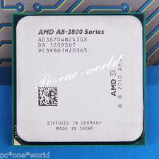 100% OK AD3870WNZ43GX AMD A8-3870K 3 GHz Quad-Core Processor CPU