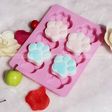 Hot Silicone Ice Cube Candy Chocolate Cake Cookie Cupcake Soap Molds DIY Mold