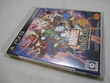 PS3 Marvel VS. Capcom 3 Fate of Two Worlds. Japanese Version. 10-14 days to USA.