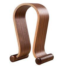 SAMDI Wooden Headphone Stand Headphone Holder Headset Hanger Headset Rest ED