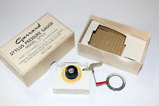 Vintage Garrard Stylus Pressure Gauge, Model SPG3 for record player/turn table
