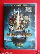 dvds mankind n. 4 la storia di tutti noi il nuovo mondo nick brown f documentari