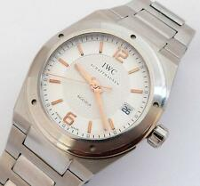 IWC Ingenieur Automatic IW322801 Watch. Box & Papers. Great Condition.