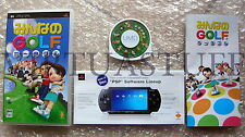 Minna No Golf, Everybody's Golf, Sony, PSP, JAP, completo, very good condition !
