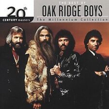 The Millennium Collection: The Best of the Oak Ridge Boys (2000, CD)