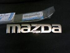 """Mazda 3 OEM Deck Lid / Trunk """"Mazda"""" Name Emblem BN8V-51-710A"""