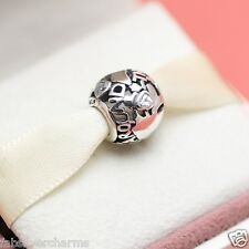New! Authentic Pandora Around The World 791718CZ Vacation Charm With Box
