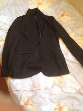 Veste Blazer  La Redoute Taille 40  Noire