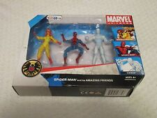 Hasbro Marvel Universe ToysRus Exclusive Spider-Man & Amazing Friends 3 Pack