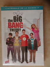 5938//THE BIG BANG THEORY SAISON 2  COFFRET  NEUF SOUS BLISTER