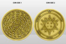 King solomon seal Kabbalah 72 Names Of God