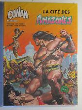 CONAN : La cité des Amazones    TBE