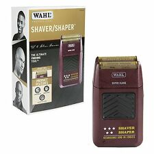 Wahl 8061 Cord/Cordless Rechargeable  Men's Electric Shaver