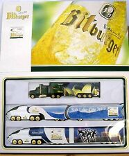 BITBURGER OLYMPIA Truck-Set - 3er Set in showbox RAR!!!